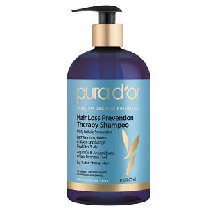 PURA D'OR Hair Loss Prevention Shampoo