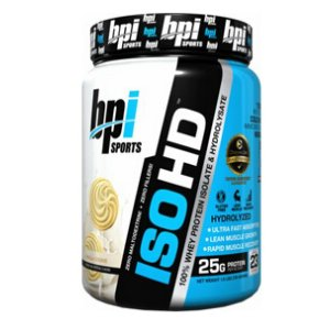 ISO HD Whey Protein Isolate Powder