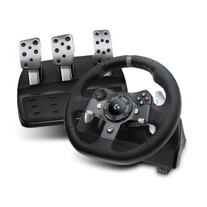 $199Logitech G920 Driving Force Racing Wheel