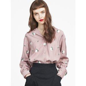 Jouetie 刺绣衬衫