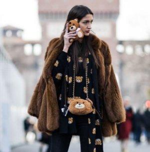 低至5折,收超萌小熊系列!Moschino美国官网精选女装配饰等热卖