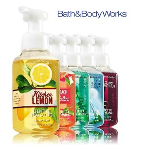 $2.50BATH & Body Works Hand Soaps