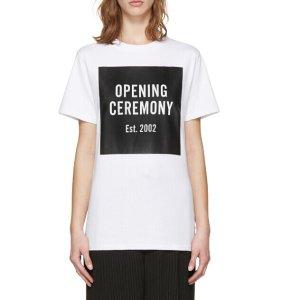 Opening Ceremony 经典Logo T恤