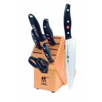 Zwilling J.A. Henckels Twin Signature 7-Piece Knife Block Set 双立人刀具 7件套
