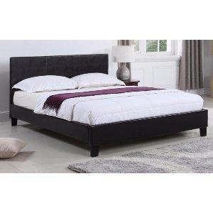 $112.49(原价$199.99)超低价!Malawi 经典再生皮质床,Twin尺寸