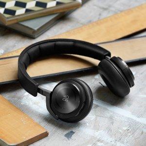 低至5折!收B&O H8 ANC/H7/H5/A2/A1好时机!直邮全球!B&O PLAY 耳机和音箱设备大促销
