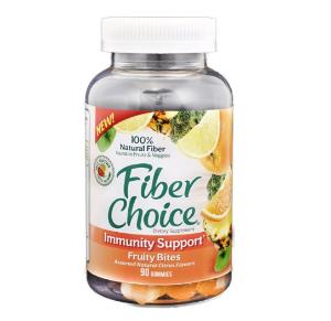Fiber Choice Immunity Support Fruity Bites