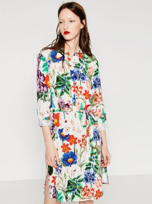 ad283d22 Select Women's Dresses Sale @ Zara Up to 60% Off - Dealmoon