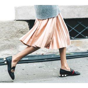 逛街不再两脸懵B蜈蚣精们期待的时尚词汇——鞋子篇