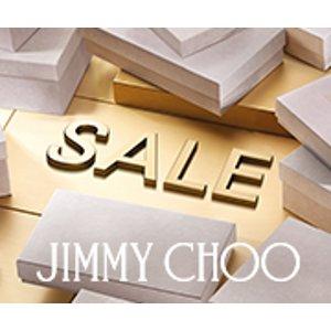 低至7折Jimmy Choo美鞋打折热卖