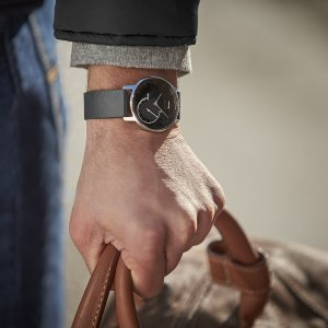 Today Only: $74Withings Activité Steel Activity and Sleep Tracking Watch