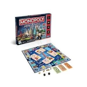 $6 Monopoly Here and Now