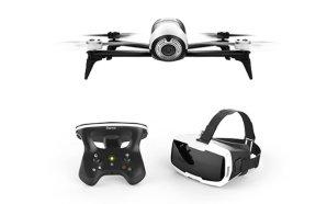 8折 仅售$559.99(原价$699)Parrot BEBOP 2 FPV 套装 无人机与VR的完美结合