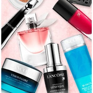 Dealmoon Exclusive! Free 7 Pc Giftwith Orders $50+ at Lancome Canada