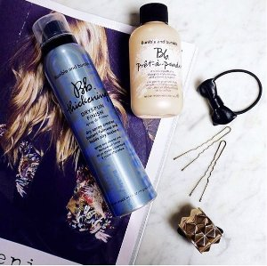 Two Free Hairdresser's Starter KitsWith $35 Orders @ Bumble & Bumble
