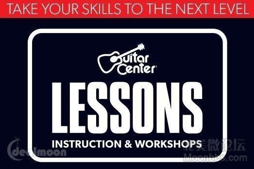 Guitar Center 免费音乐课程