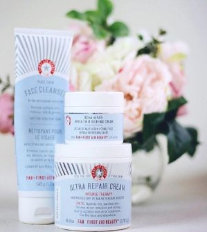 Free Giftwith ANY Purchase @ First Aid Beauty