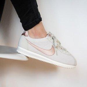 Women s Nike Cortez Leather Lux Casual Shoes   FinishLine.com  71.92 ... 992f1e2d8