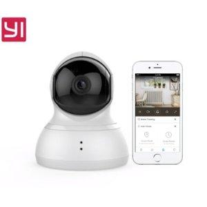 $43.99无税包邮亚马逊销量冠军,YI Dome WIFI无线高清监控摄像头