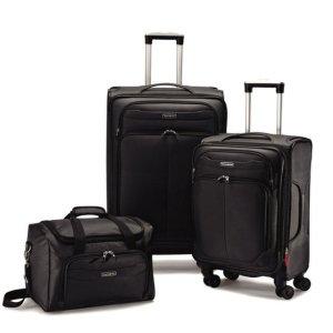 独家!低至3折 三件套仅$119.99JS Trunk & Co. 精选旅行箱包热卖