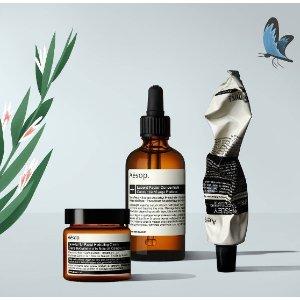 17% OffAesop Skincare @ Mankind (US & CA)