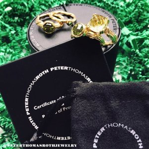 Dealmoon Exclusive! $50 Offwith Orders over $100 @ PeterThomasRoth Fine Jewelry