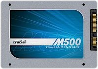 $129Crucial M500 960GB SSD Refurbished