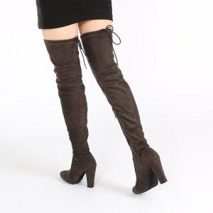 独家!7折Public Desire 精选美鞋,秋冬长靴热卖,$41.99收过膝长靴!