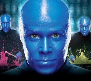 高级座位省$56!Best of Vegas Blue Man演出特惠