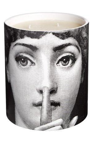Fornasetti 'Silenzio - Otto' Large Candle | Nordstrom