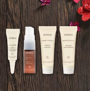 Free expedited shipping + 4-piece styling setWith $40 orders @ Aveda