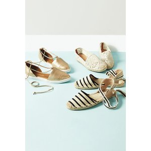 Sale Shoes @ Anthropologie Up to 70