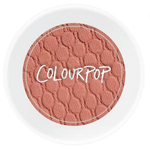 COLOURPOP blush #between the sheets