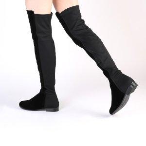 8折Public Desire 精选美鞋,秋冬长靴热卖,$41.99收过膝长靴!