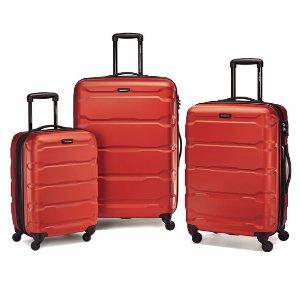 $219.99 史无前例的好价!独家! Samsonite 新秀丽 Omni PC系列行李箱3件套,3色可选