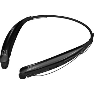 LG HBS-770 Tone Pro Wireless Bluetooth Stereo Headset + FREE MicroUSB Rapid Car Charger