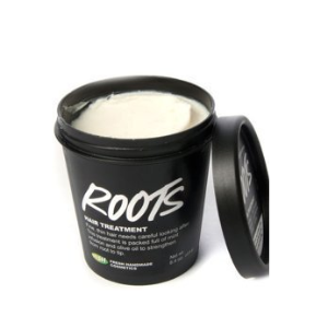 Lush Cosmetics Roots Hair Treatment