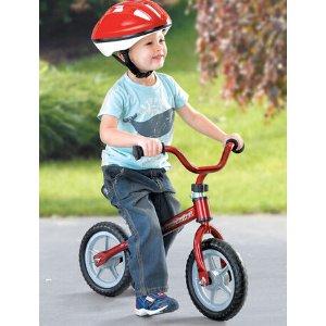 $29.99(原价$49.99) 包邮红色儿童自行车