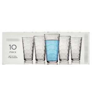 Parade 10-Piece Cooler Drinkware Set