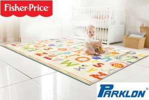 20% Off + Free GiftNEW Fisher-Price Play Mats @ ParklonAmerica
