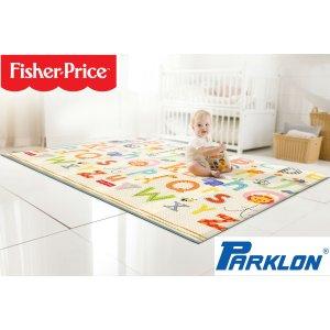 额外8折+好礼!Parklon最新款Fisher-Price费雪婴儿爬行垫促销