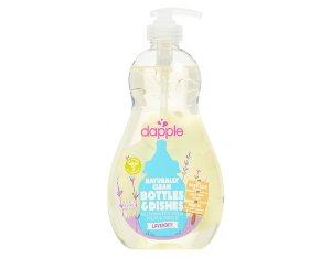 $3Dapple Baby Bottle & Dish Liquid
