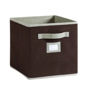 $2.99 (was $7) + Free ShippingMARTHA STEWART LIVING™ FABRIC DRAWER, Color Burl