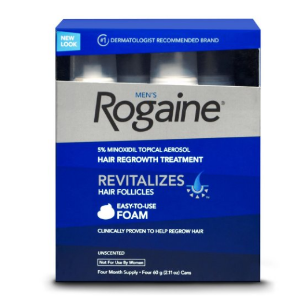 Rogaine Hair Regrowth for Men