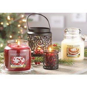 满$10立减$10Yankee Candle 官网正价蜡烛、香薰等产品热卖