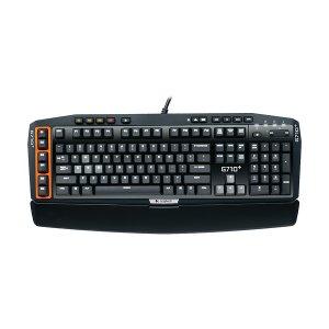 经典实用!超低价格$89.98包邮Logitech G710+ 6游戏编程键 游戏机械键盘