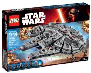$119 LEGO Star Wars Millennium Falcon