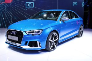 New Racy Car is comingAudi RS3 Coming to U.S. in 2017