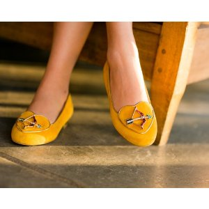 Dealmoon Moon Festival Exclusive! 50% Off + extra 10% offBIRTHDAY SHOES SAGITTARIUS Shoes Sale @ Charlotte Olympia