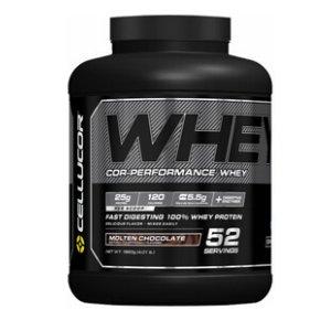 7折Cellucor Cor-Whey 增肌蛋白粉系列 (2 lbs 和 4 lbs)